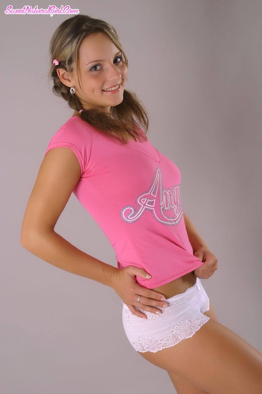 Jaimy Sweet Natural Girl
